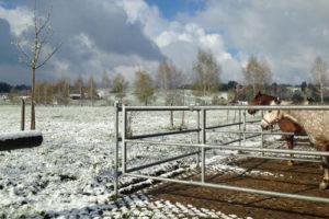 Clay Pit Stables Pferdestall