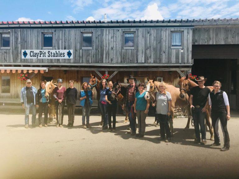 Gaited Horsemanship Seminar mit Jennifer Bauer - Juli 2019